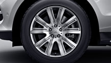 Mercedes-Benz 2016 GLE CLASS SUV 100 MCF