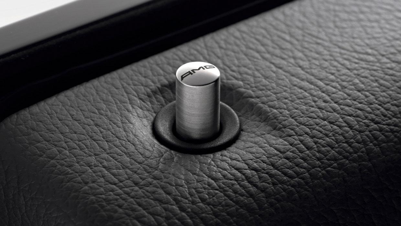 Mercedes-Benz MERCEDES BENZ AMG DOOR PINS MCFO R