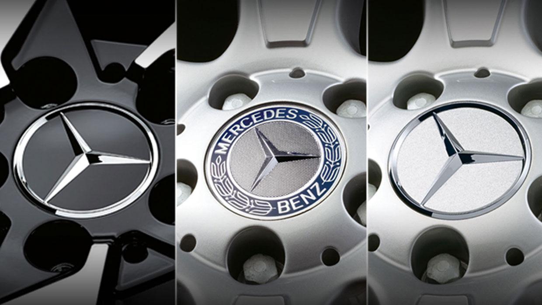 Mercedes-Benz MERCEDES BENZ WHEEL HUB INSERTS MCFO R