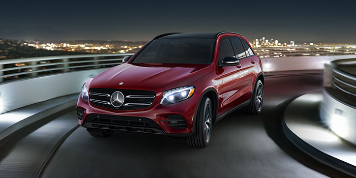 Certified Pre-Owned GLC-Class SUV