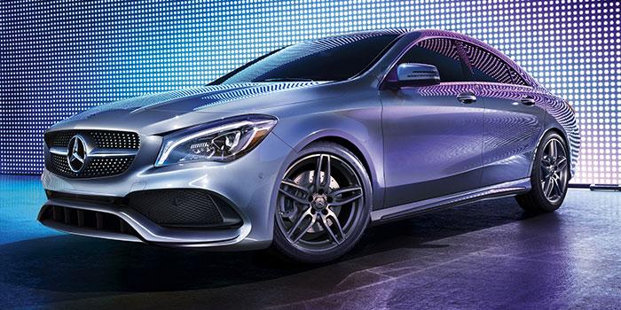 2017 CLA250 Coupe