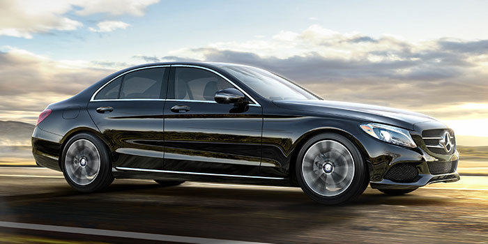 2017 C300 4MATIC® Sedan