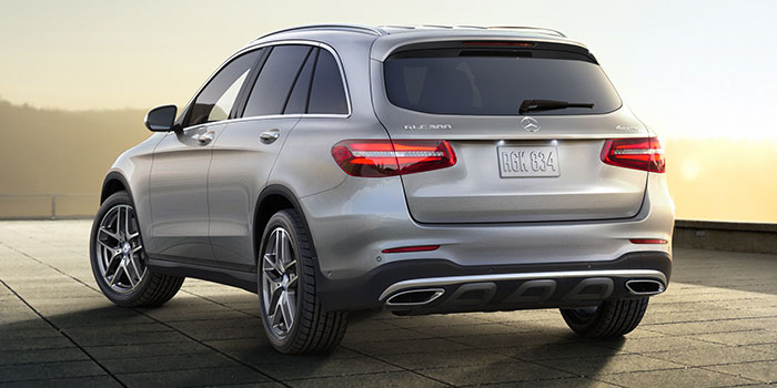 2017 GLC 300 4MATIC® SUV