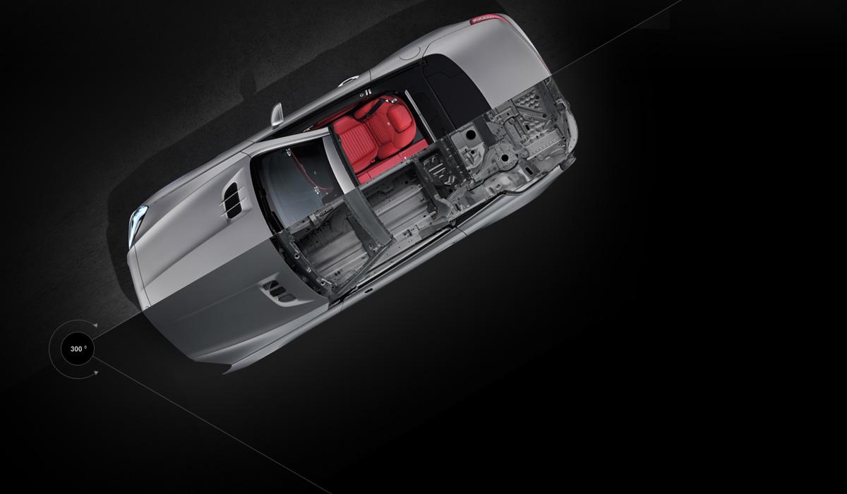 Mercedes-Benz module 1