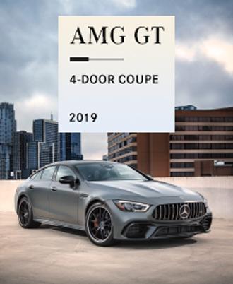 2019 AMG GT