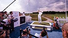 Mercedes-Benz & Golf