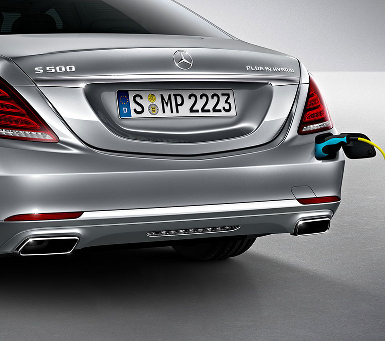 The all-new 2015 S-Class Plug-In Hybrid | Mercedes-Benz