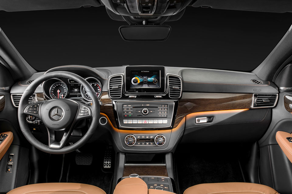 All New 2016 Mercedes Benz Gle Coupe