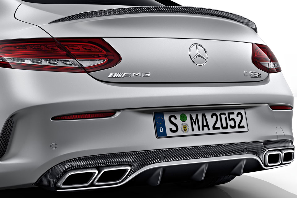 AMG C63 Coupe - Future Vehicle | Mercedes-Benz