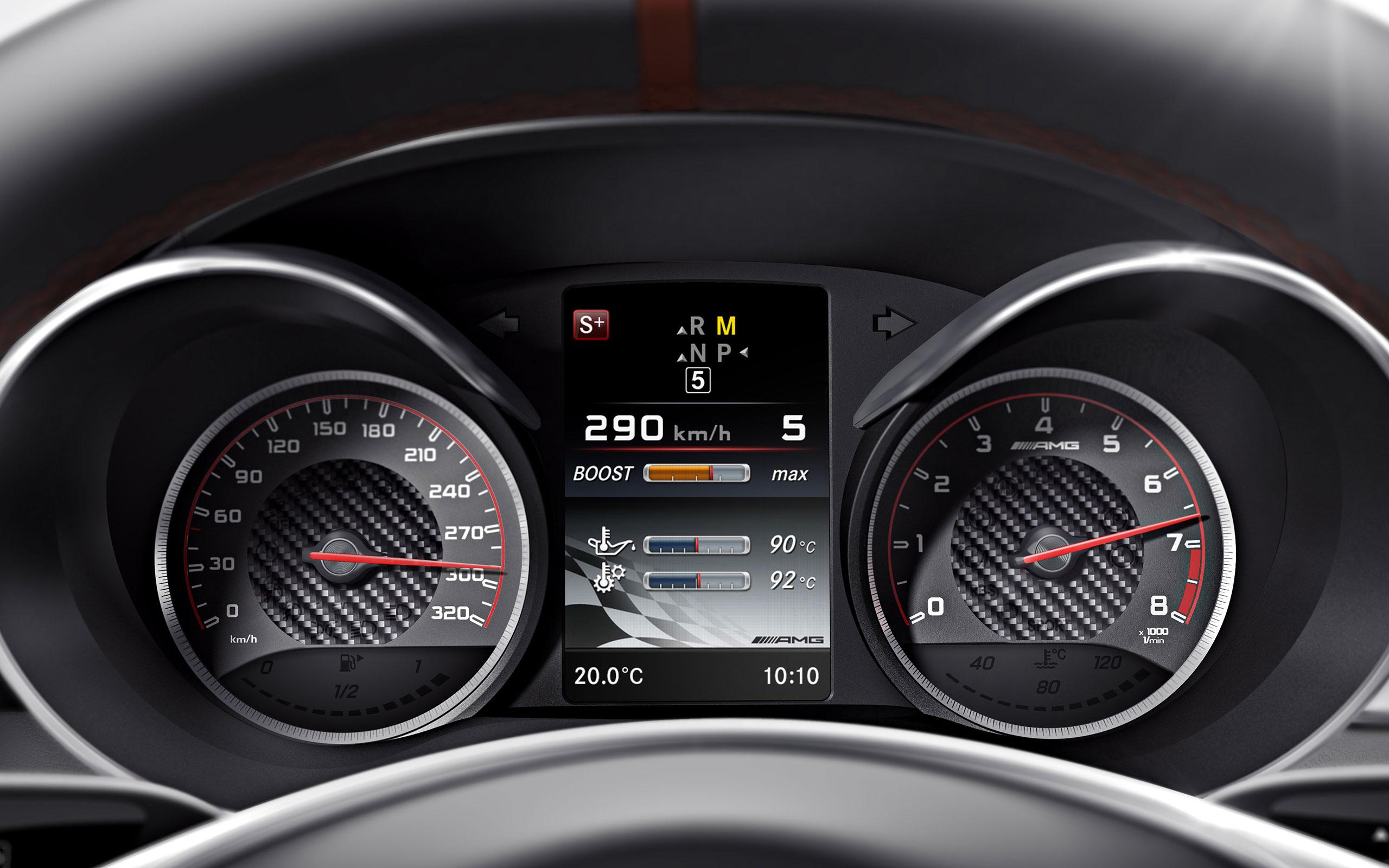 AMG C63 Coupe  Future Vehicle  MercedesBenz