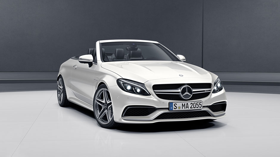 The All New Mercedes Benz C Cl Cabriolet