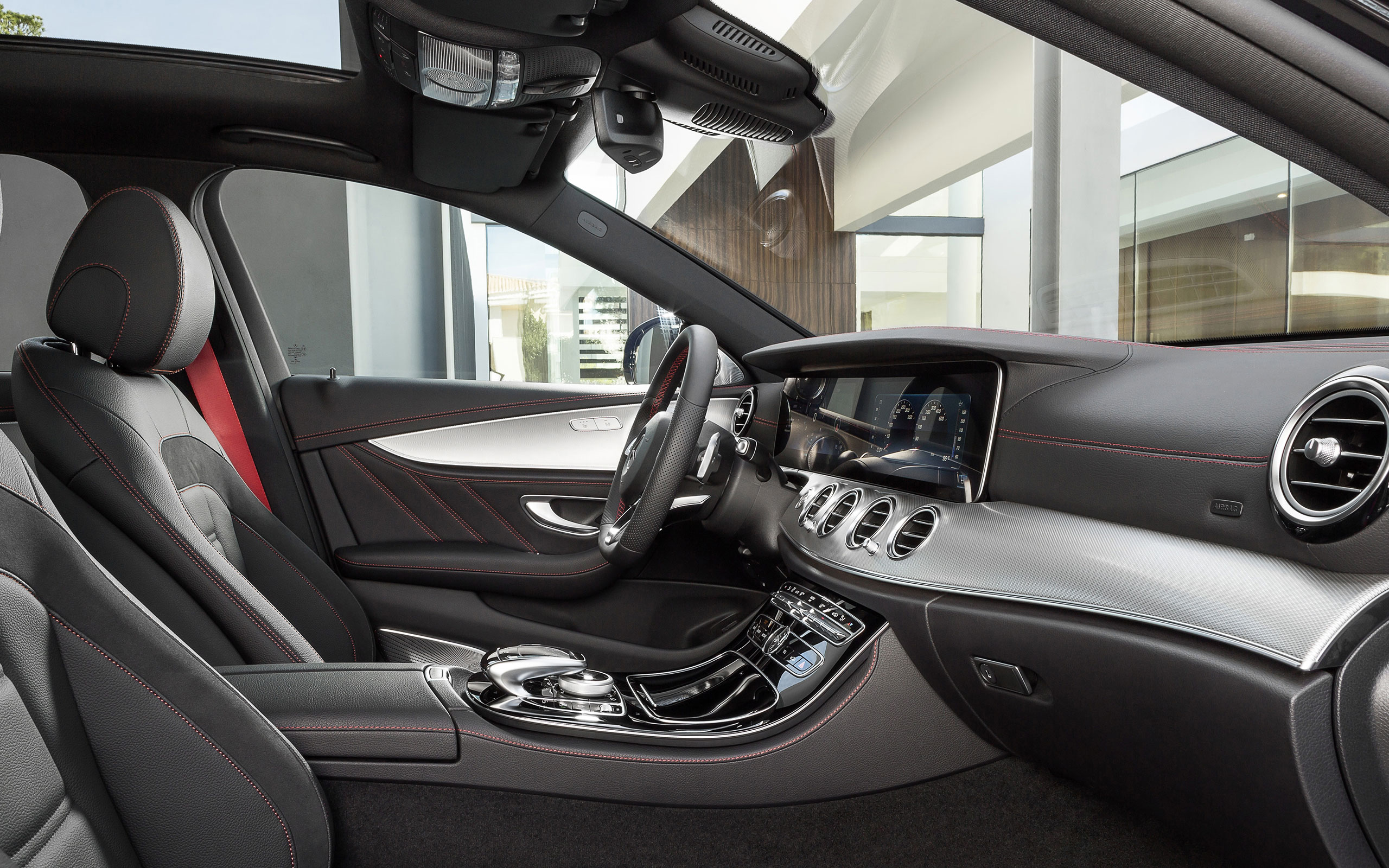 The All New Mercedes Amg E43 Sedan