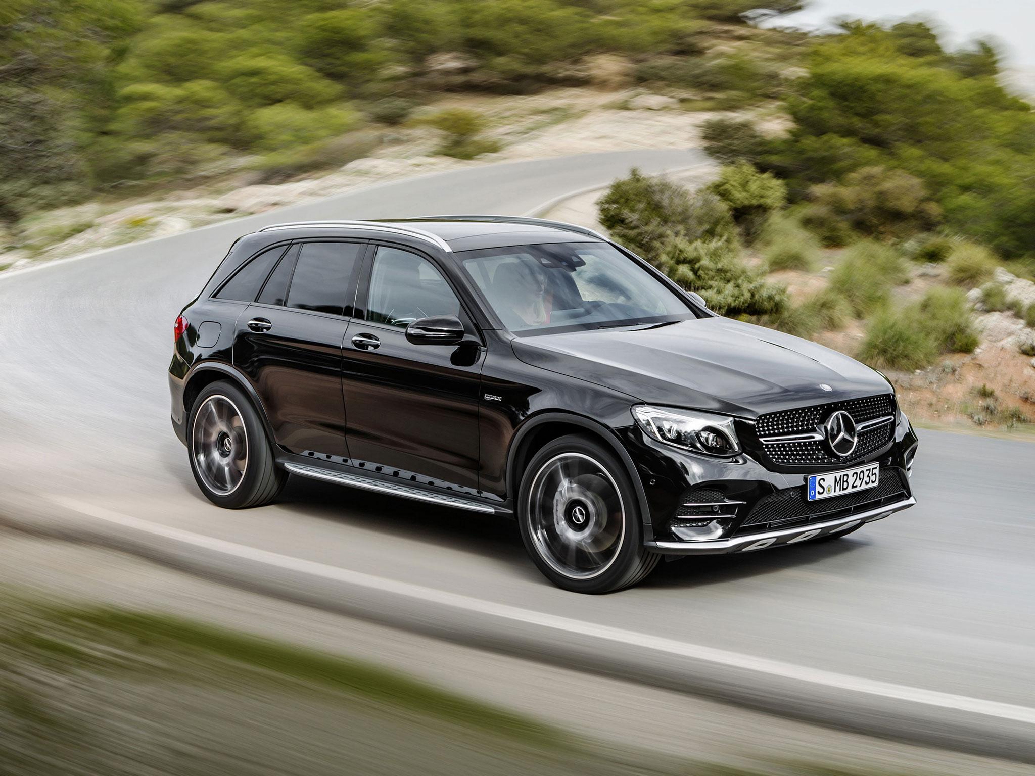 The All New Mercedes Amg Glc43