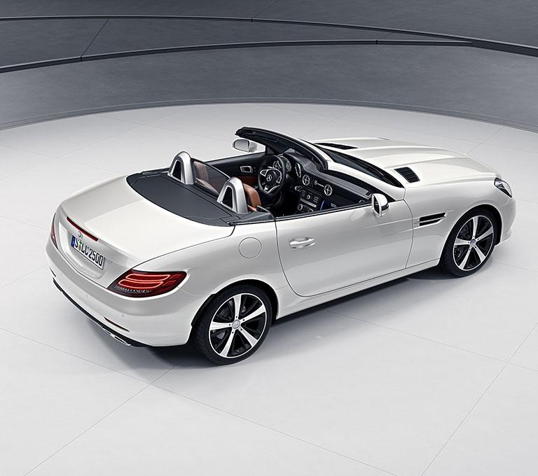 The New 2017 Slc Mercedes Benz