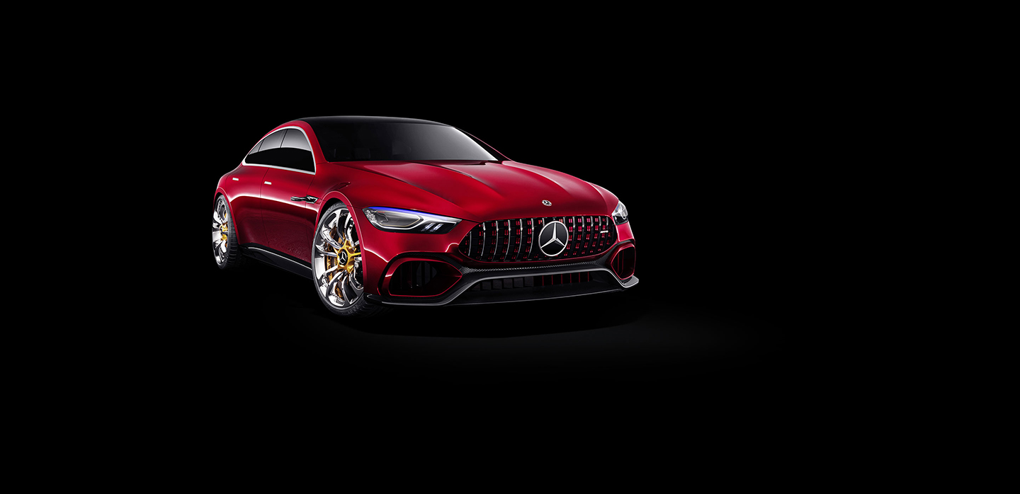 100 concept mercedes mercedes amg goes greener with for Mercedes benz upcoming models