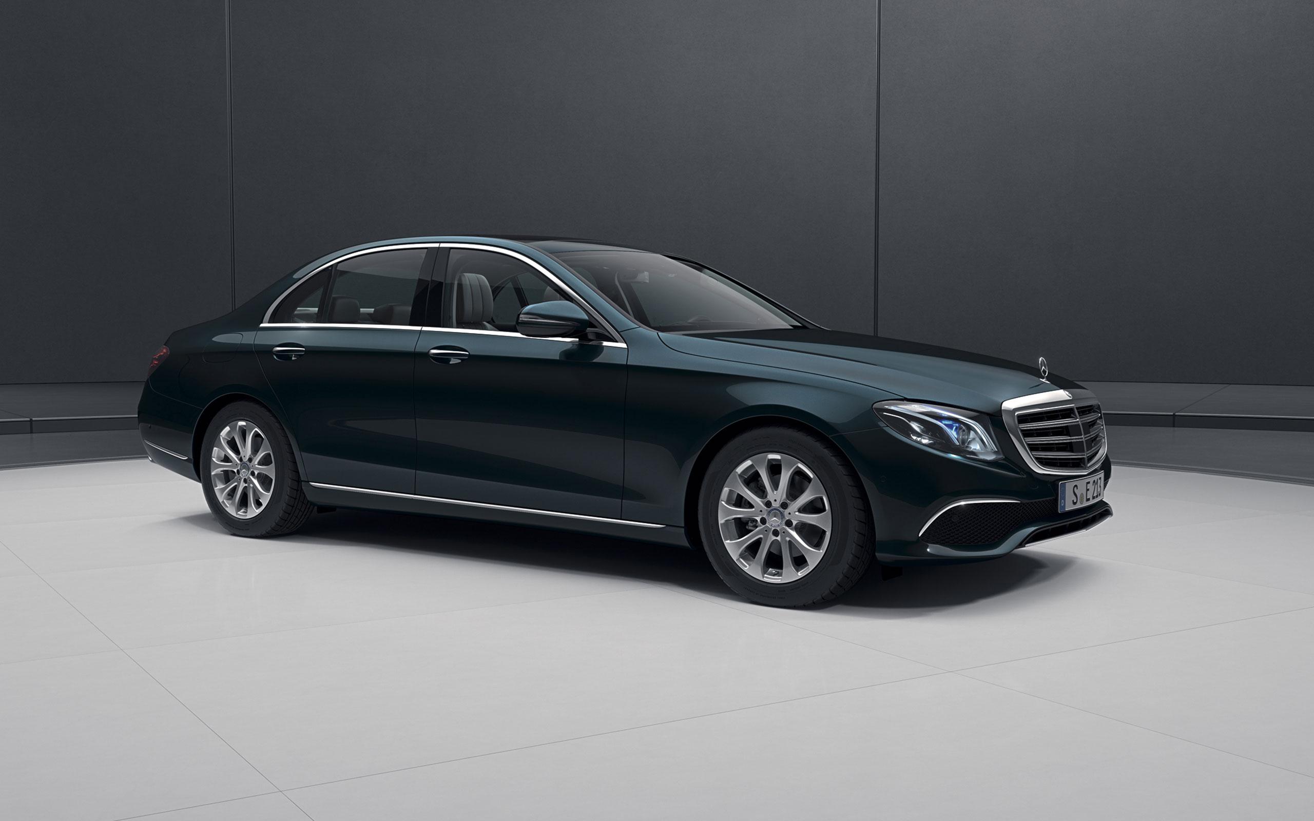 The New 2018 Mercedes Benz E Cl Sedan