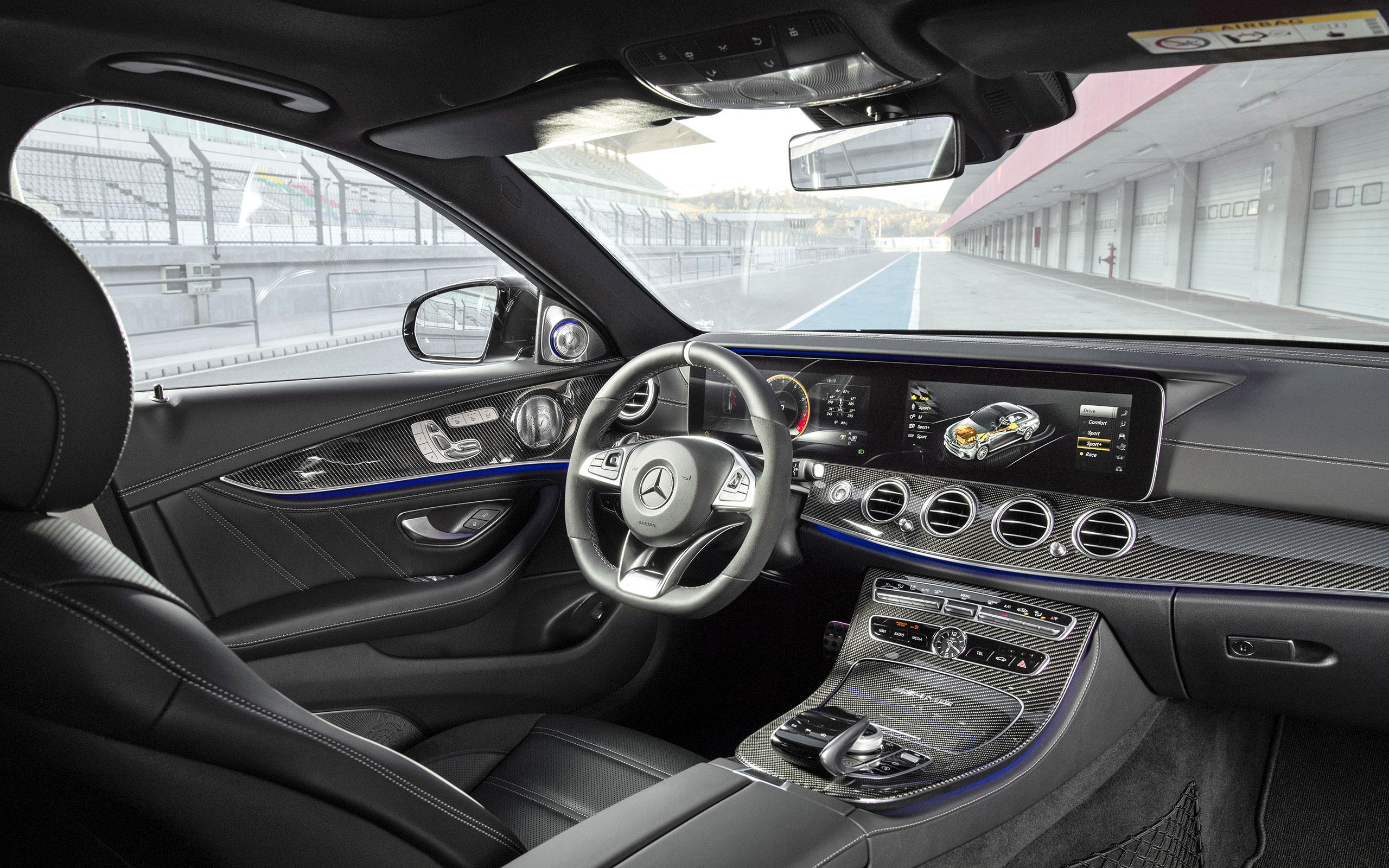 The All New Mercedes AMG E63 S Sedan