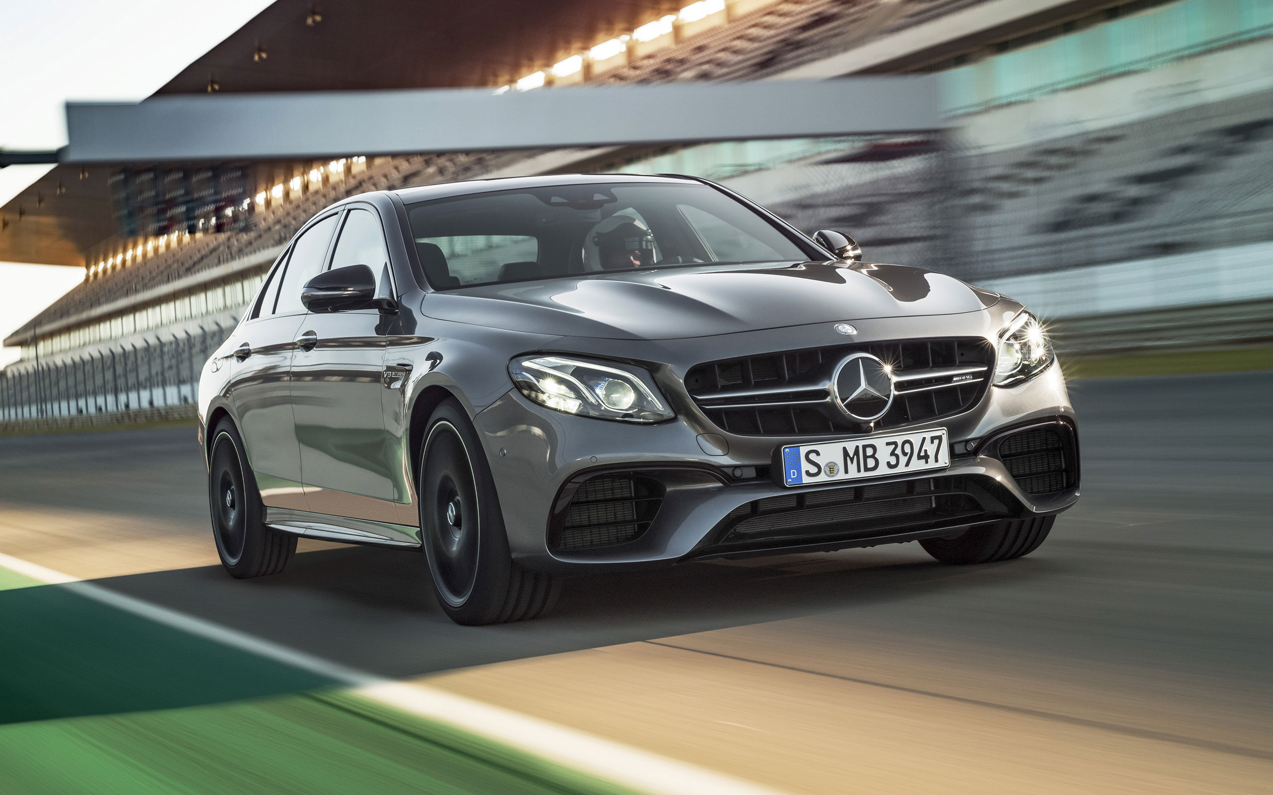 The All New Mercedes Amg E63 S Sedan