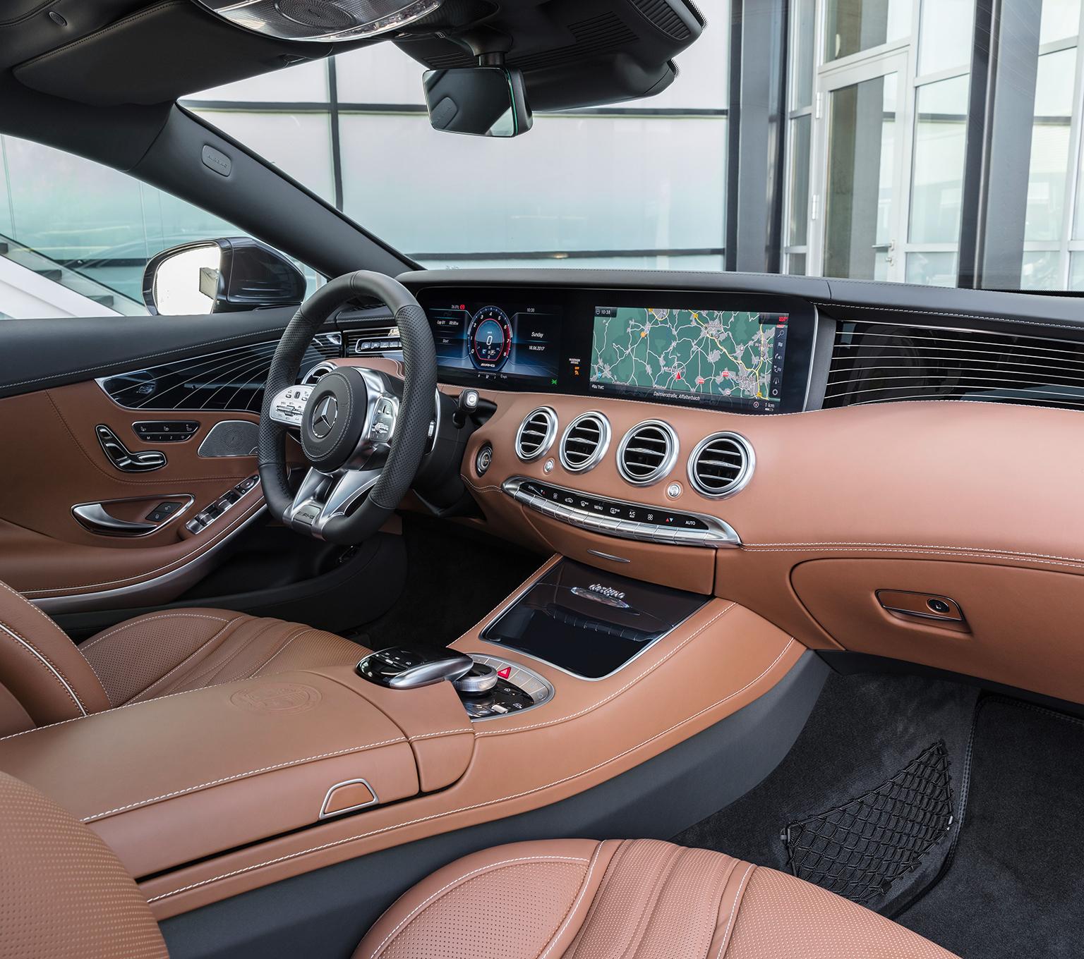 Mercedes Benz Home Of C E S Cls Cl Slk Sl R Glk M Gl G 2018 Class Coupe Future Highlights 02 D