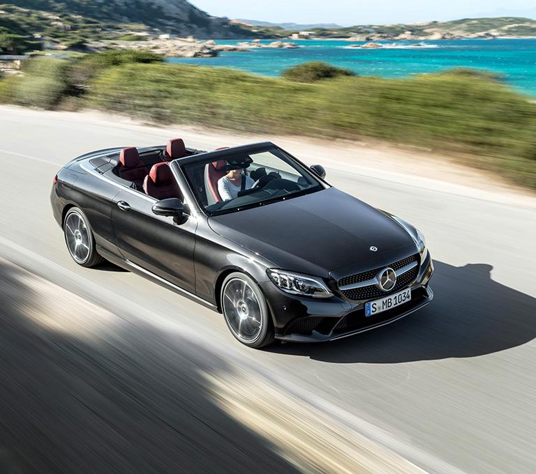 Mercedes Benz C Class All Models