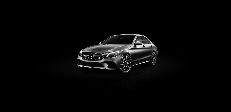 The New Mercedes Benz C Class Sedan