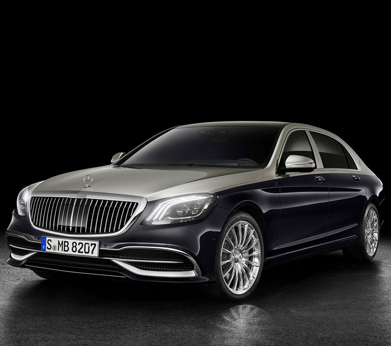 The New 2019 Mercedes Maybach S Cl Sedan