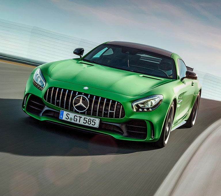 2018 Mercedes-Benz AMG GT AMG GT R Coupe Lease $2289 Mo $0