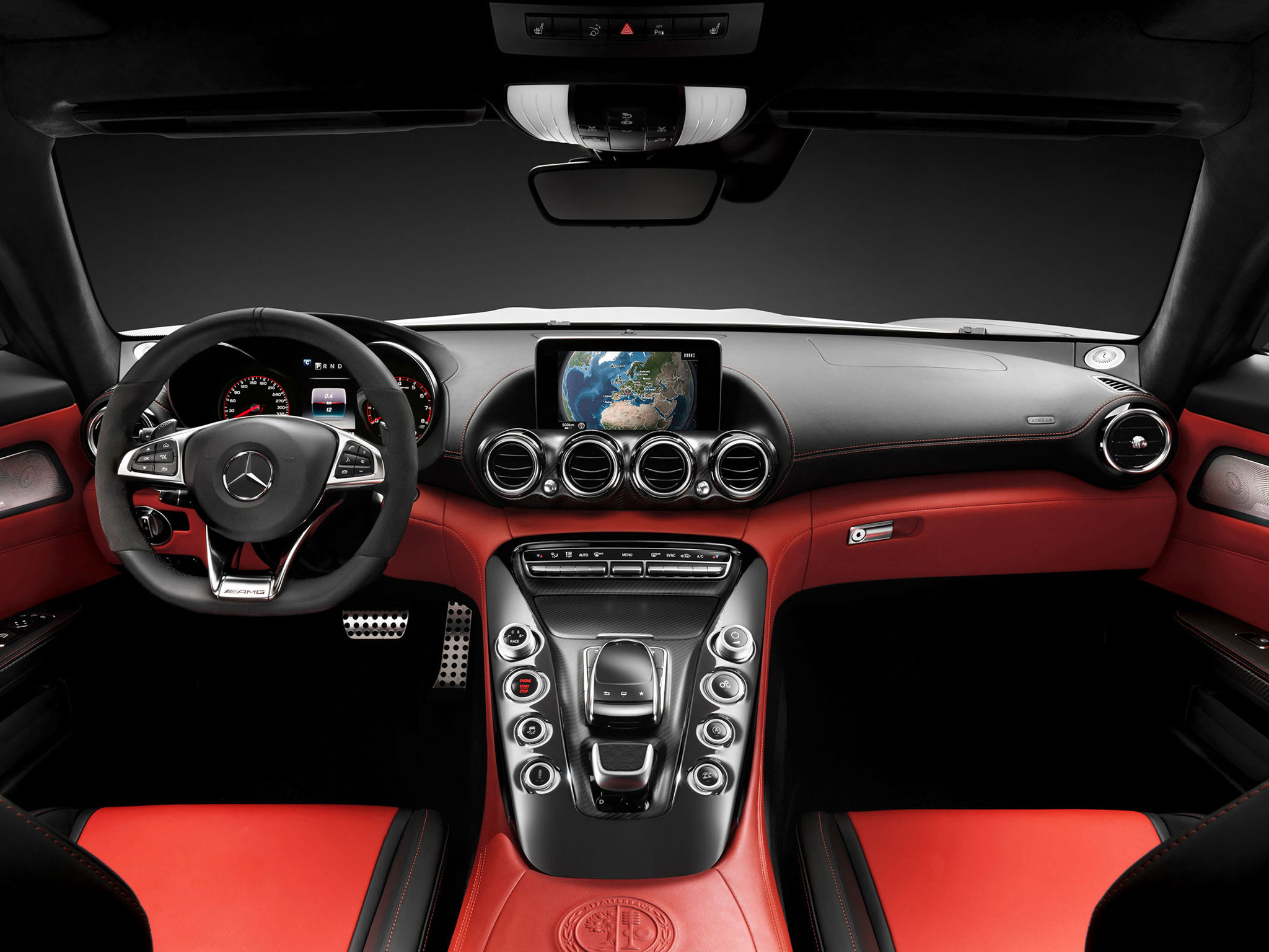 All New 2016 Amg Gt S