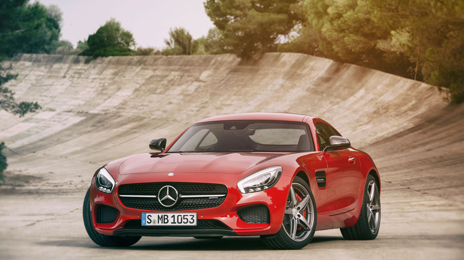 Wonderful All New 2016 AMG GT S