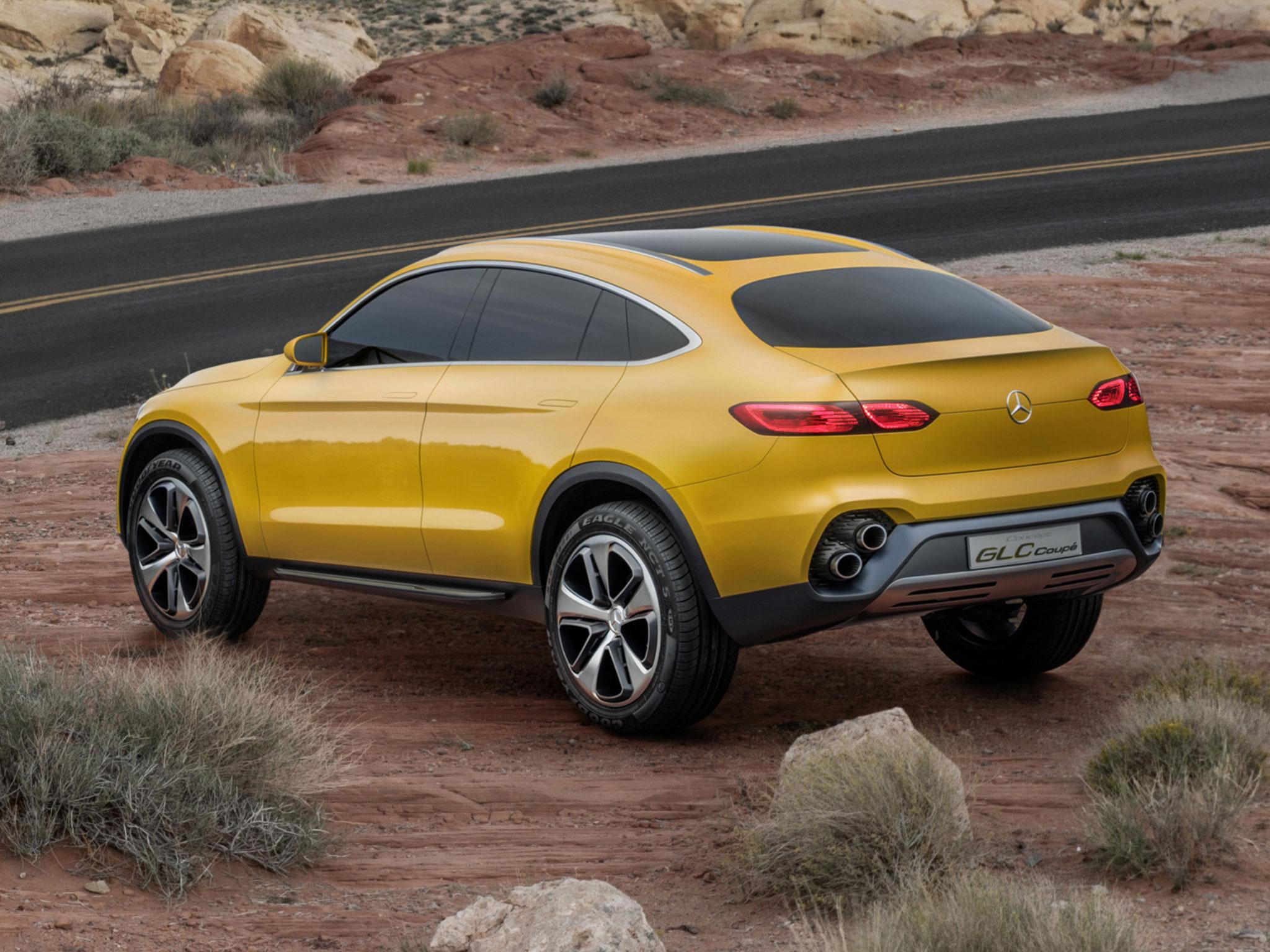 Glc Class Coupe Future Vehicle Mercedes Benz