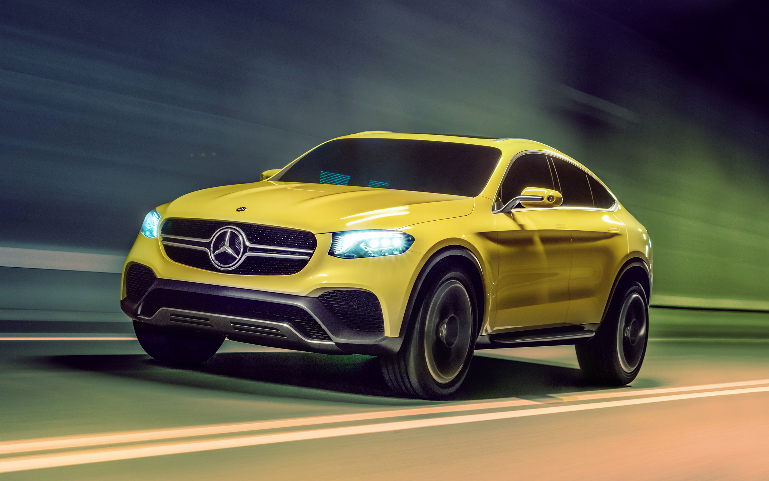 Mercedes benz glc 350 d coupe amg line 2016 wallpapers and hd images - Concept Glc Coupe