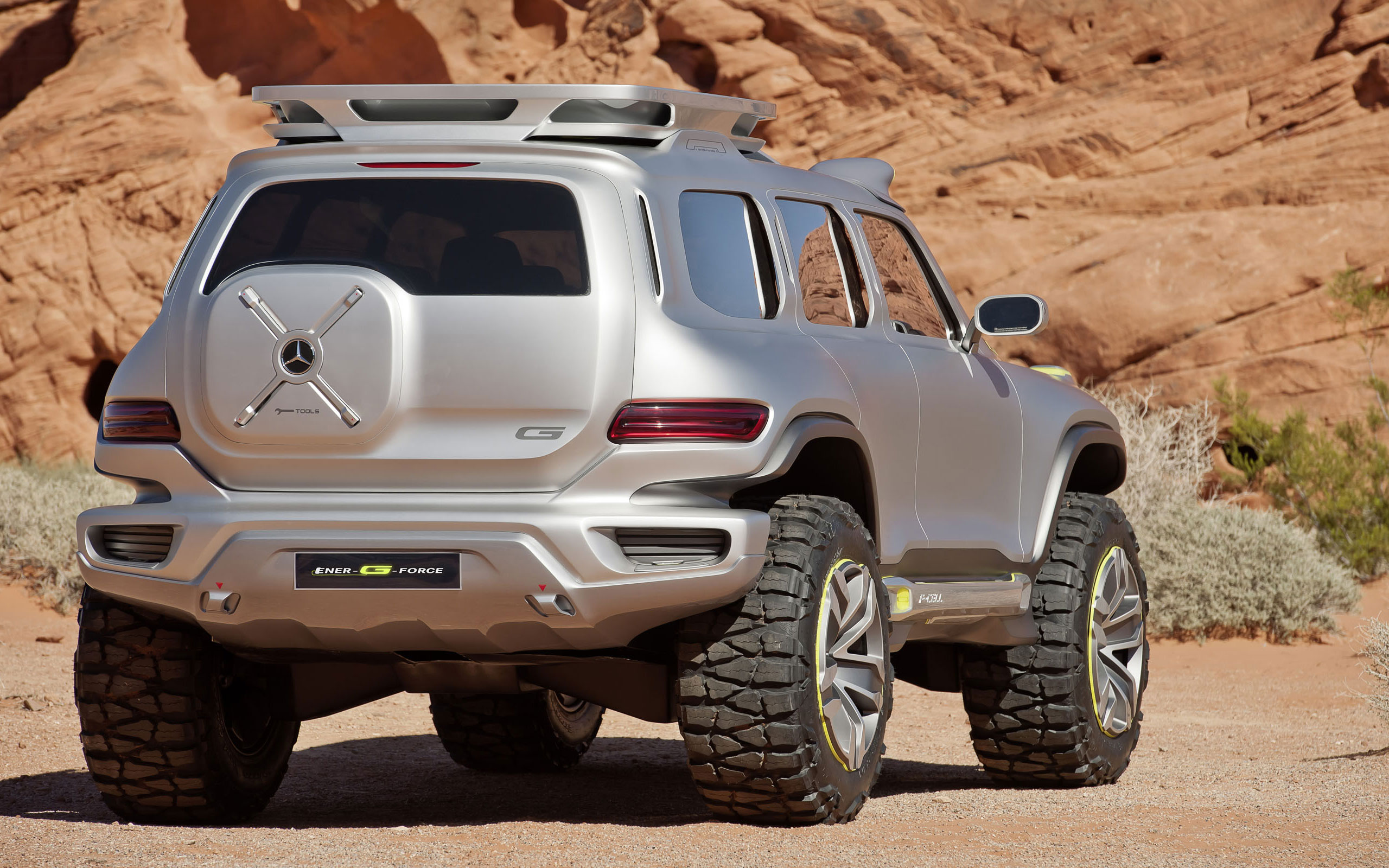 G Class Environmentally Friendly Suv Future Vehicle Mercedes Benz