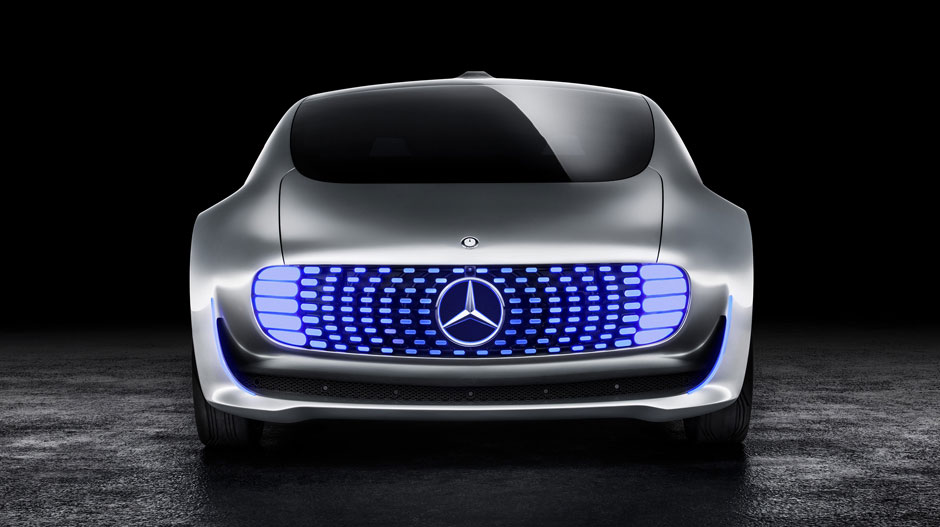 ALL-NEW F 015 LUXURY IN MOTION & F 015 Luxury in Motion Concept Car | Mercedes-Benz