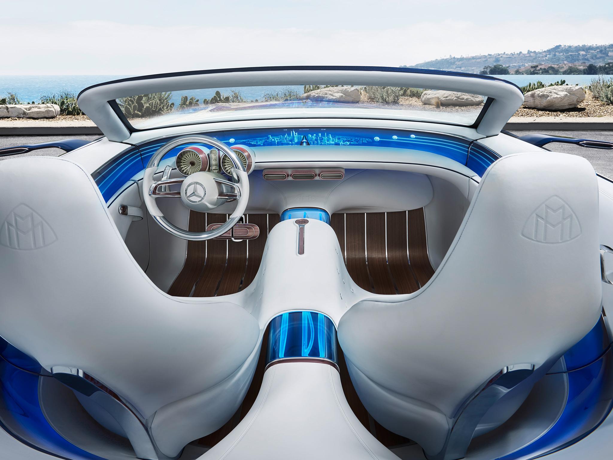 Resultado de imagem para Mercedes-Maybach 6 Cabriolet