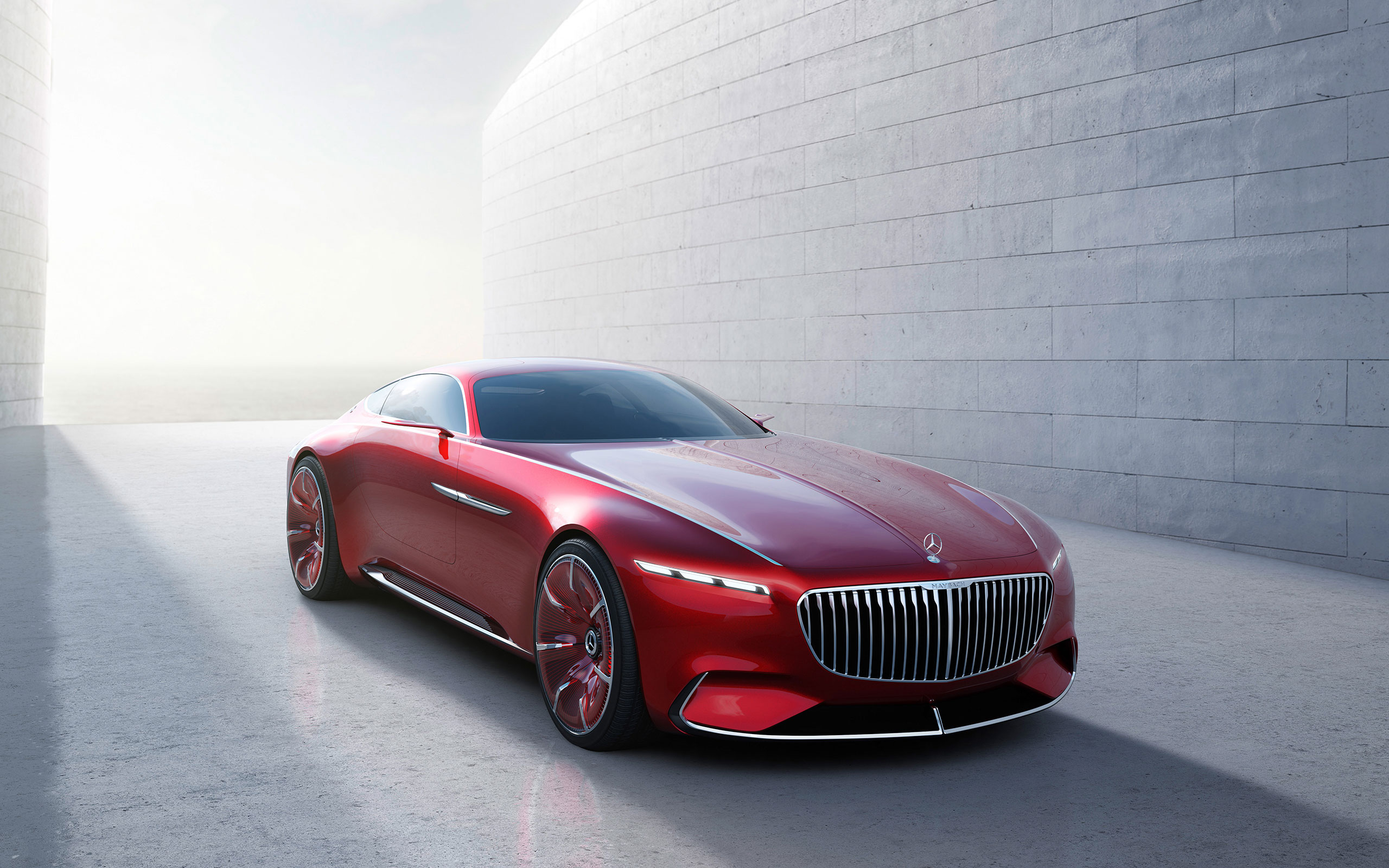 2018 maybach mercedes. wonderful maybach allnew vision mercedesmaybach 6 on 2018 maybach mercedes