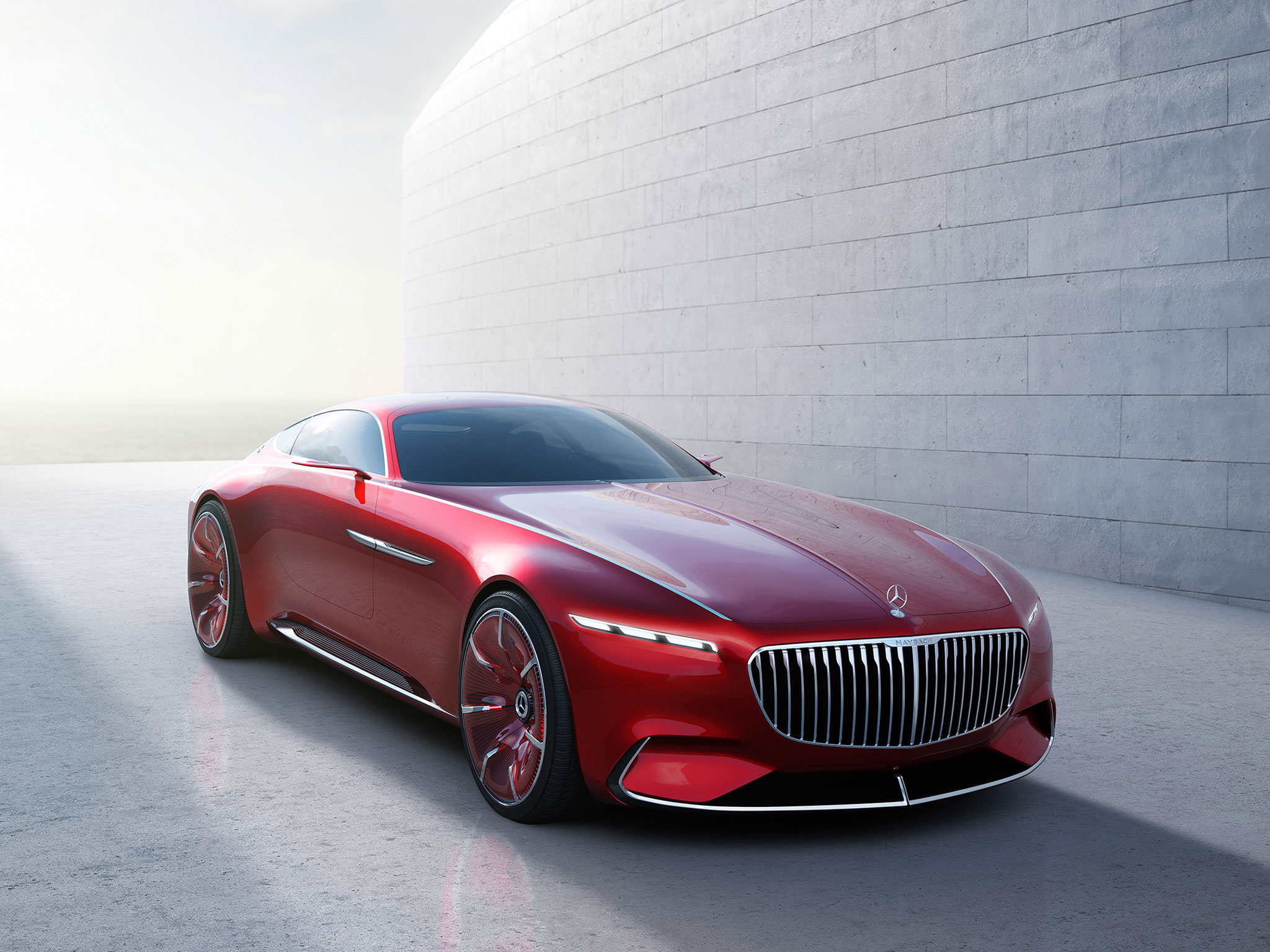 new mercedes benz 2018.  mercedes allnew vision mercedesmaybach 6 with new mercedes benz 2018
