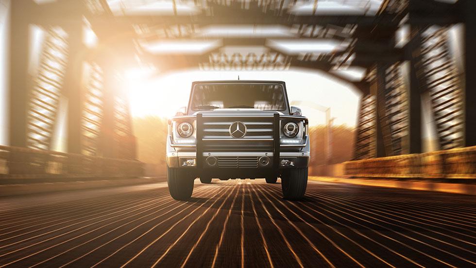Mercedes-Benz 13 G550 1004
