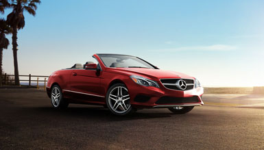 Mercedes-Benz 2014 E CLASS CABRIOLET 385x219