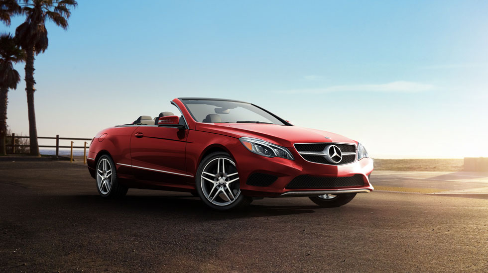Mercedes-Benz 2014 E CLASS CABRIOLET 980x549