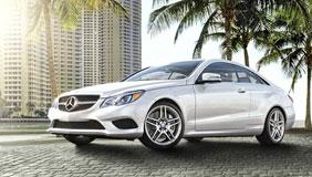 Mercedes-Benz 2014 E CLASS COUPE 282x160