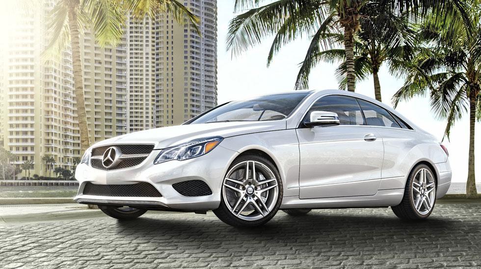 Mercedes-Benz 2014 E CLASS COUPE 980x549