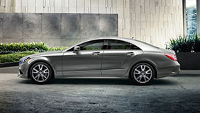 Mercedes-Benz 2016 CLS COUPE FEATURED GALLERY THUMB