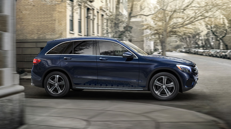 Mercedes-Benz 2016 GLC SUV FEATURED GALLERY