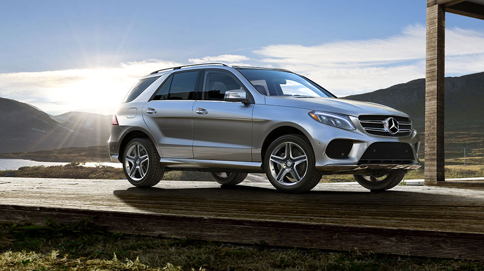 Mercedes-Benz 2016 THEME PAGE GLE SUV GALLERY 01