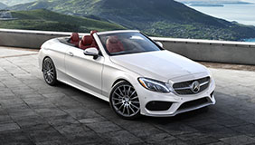 Mercedes-Benz 2017 C CABRIOLET FEATURED GALLERY 282x160 01