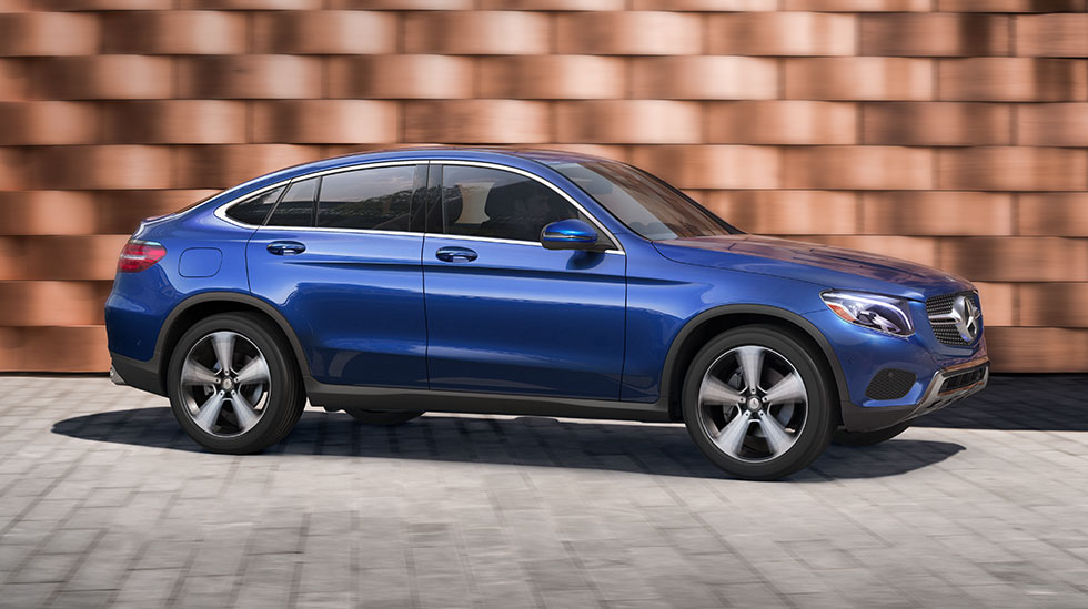 Mercedes Benz 2017 GLC COUPE FEATURED GALLERY 01