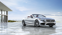 Mercedes-Benz 2017 S CLASS CABRIOLET FEATURED GALLERY 219x125 01