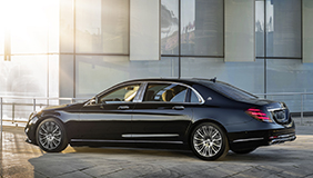 Mercedes-Benz 2018 S CLASS MAYBACH FEATUREDGALLERY282x160