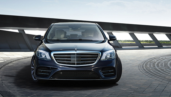 Mercedes-Benz 2018 S SEDAN FEATUREDGALLERY 589x334