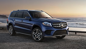 Mercedes-Benz 2018 THEME PAGE GLS SUV THUMB